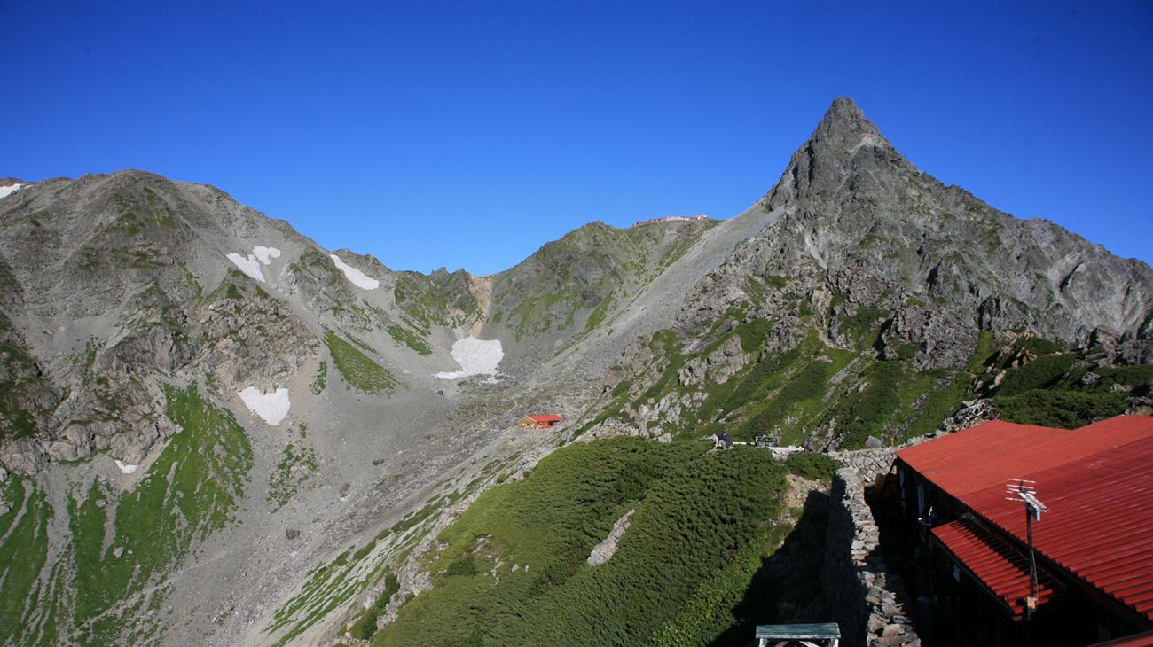 燕岳 てん くら 山の天気