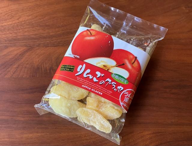 りんごのグラッセ